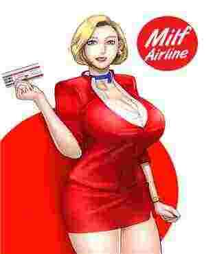<b>米尔夫航空公司(全彩)</b>