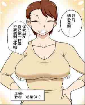<b>阴面外甥的大婶(全彩)</b>
